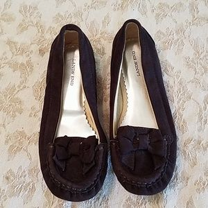 Girls Lands end loafers